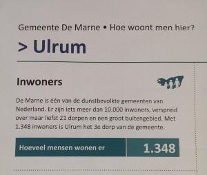 Infographic Ulrum