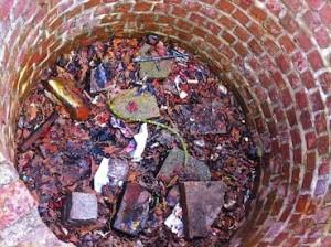 Asingapark afvalput