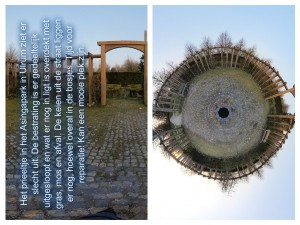 collage Prieeltje Asingapark